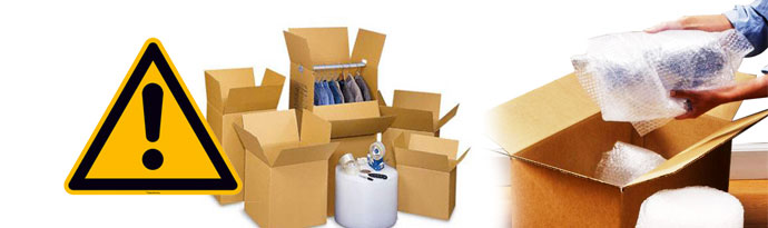 How to Pack a Parcel, Packaging & Wrapping Guidelines
